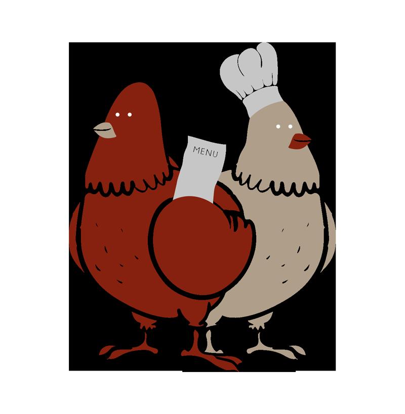 logo poules